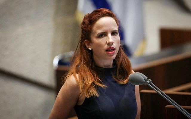 28 women elected to Knesset -- a number that keeps going DOWN