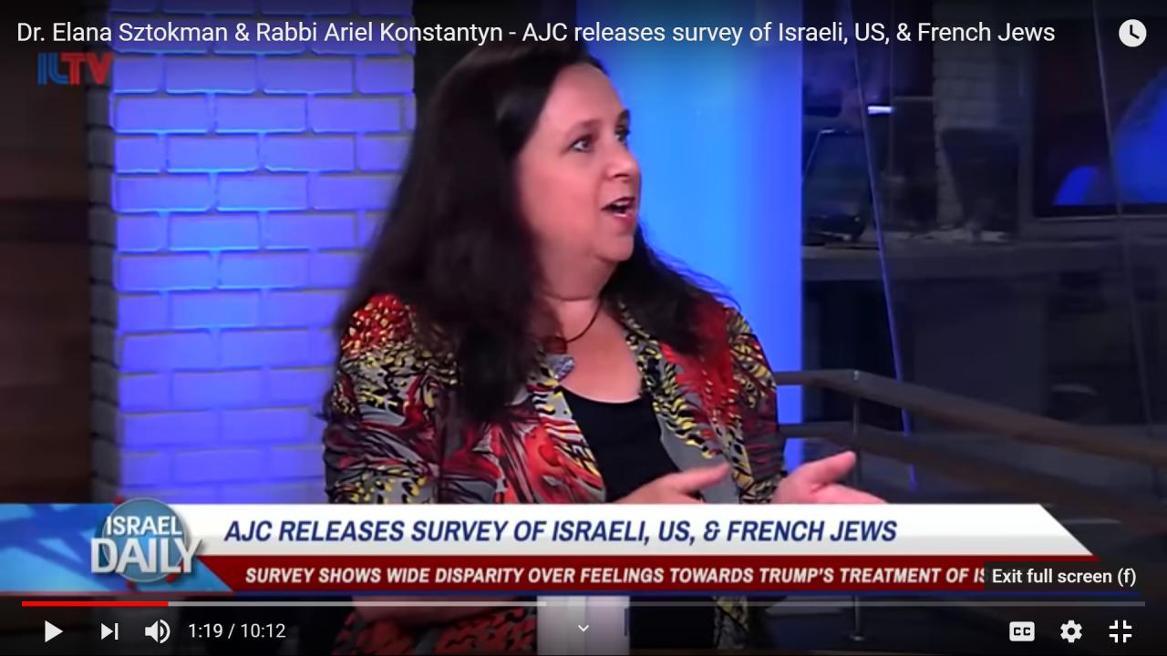 Tackling Trump in the Israeli media