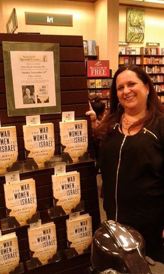 Notes from my book tour: My first Barnes and Noble book signing!