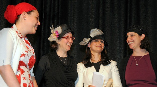 Orthodox Women reach a Milestone